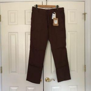[Ganesh] NWT men's linen pants